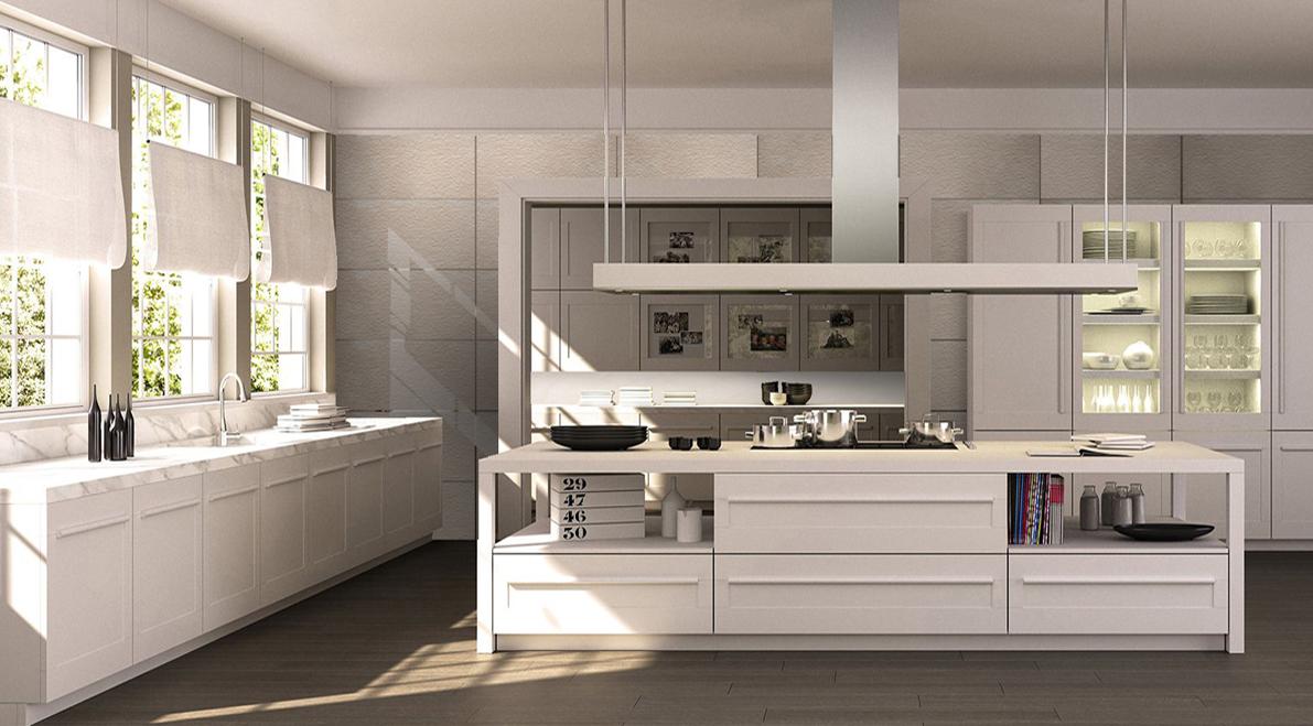 Hermoso simulador de cocinas fotos virgen de la encina for Simulador cocinas ikea